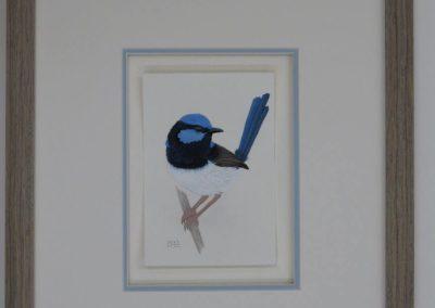 True Blue // SOLD